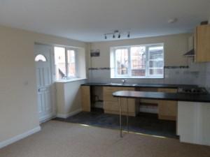 2 bedroomed flat down Rainton Rd