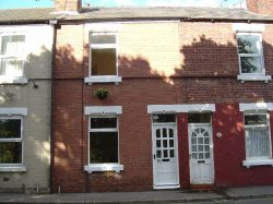 Mid Terrace House, Balby, Cross Bank