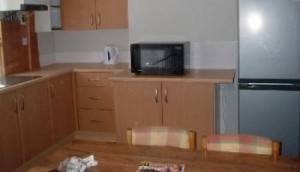 Self contained flat in Town Moor